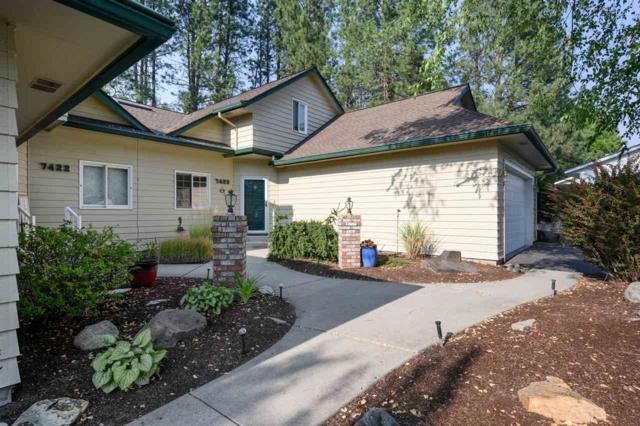 7420 W Johannsen Ave 7420 W Johannse, Nine Mile Falls, WA 99026 (#201921493) :: The Spokane Home Guy Group