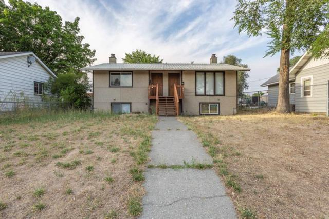 1619 E Bridgeport Ave, Spokane, WA 99207 (#201921561) :: The Spokane Home Guy Group