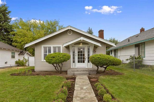 421 E Queen Ave, Spokane, WA 99207 (#201921799) :: Prime Real Estate Group