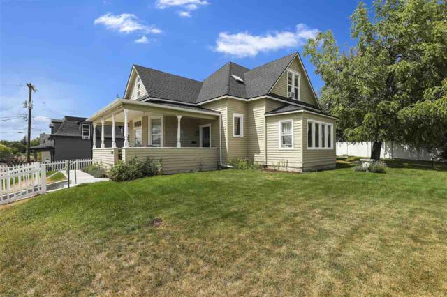 1504 W College Ave, Spokane, WA 99201 (#201921809) :: Top Agent Team