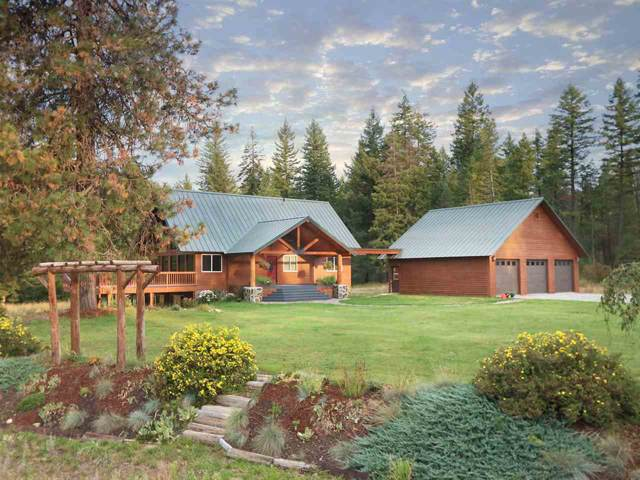 394 Magpie Ln, Newport, WA 99156 (#201923464) :: The Synergy Group