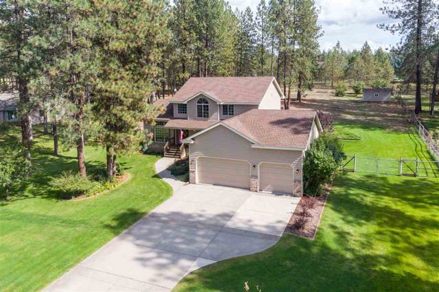 18120 N Ranchette Rd, Colbert, WA 99005 (#201923499) :: The Synergy Group