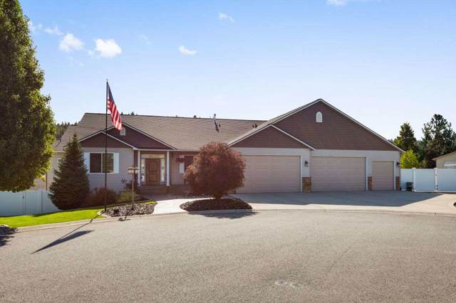 1107 S Carnine Ln, Spokane Valley, WA 99037 (#201923503) :: Top Agent Team