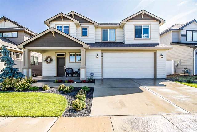 9202 N Rosebury Ln, Spokane, WA 99208 (#201923504) :: Top Agent Team
