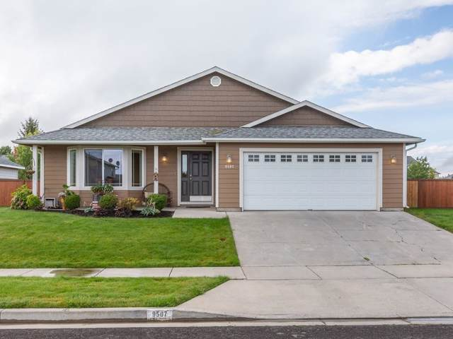 9507 W Claire Ave, Cheney, WA 99004 (#201923514) :: THRIVE Properties