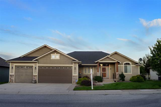 614 N Country Club Dr, Deer Park, WA 99006 (#201923540) :: The Spokane Home Guy Group