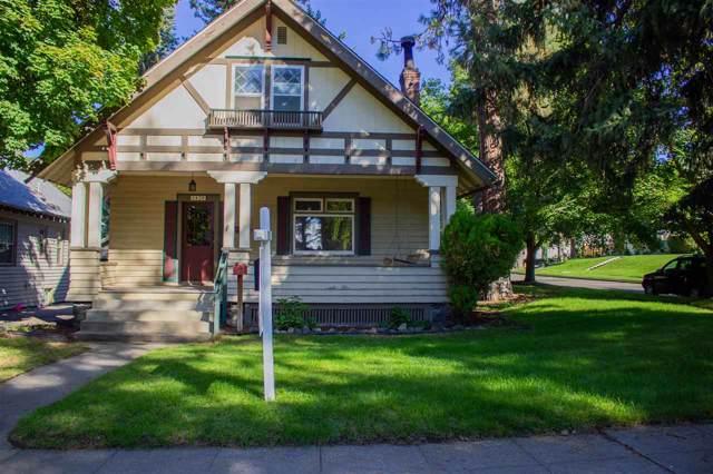 1429 S Adams St, Spokane, WA 99203 (#201923587) :: Chapman Real Estate