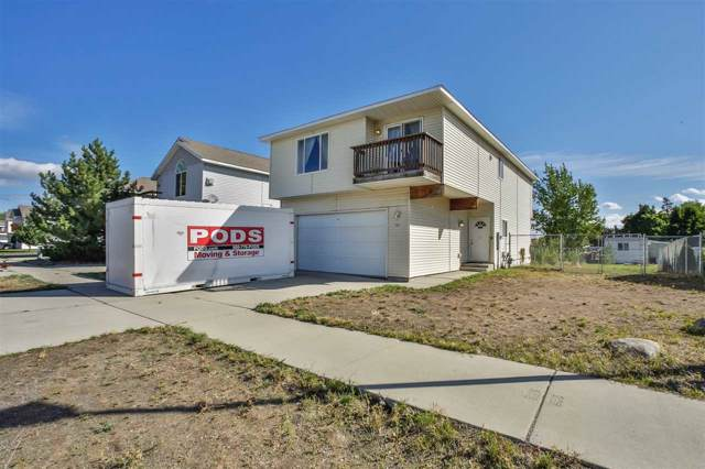 1021 S Aspen St, Airway Heights, WA 99001 (#201923591) :: The Hardie Group