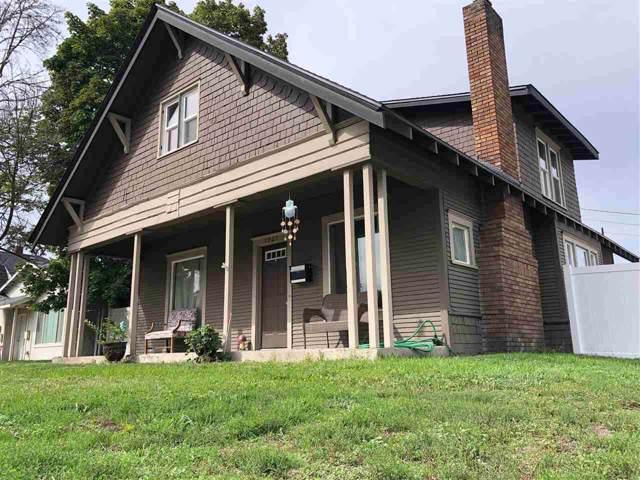 1927 E 4th Ave, Spokane, WA 99202 (#201923661) :: THRIVE Properties