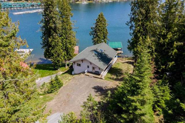 18240 S Woodland Shores Dr, Coeur d Alene, ID 83814 (#201923700) :: The Synergy Group
