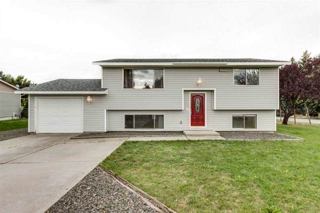 1206 S Best Rd, Spokane Valley, WA 99037 (#201923705) :: 4 Degrees - Masters