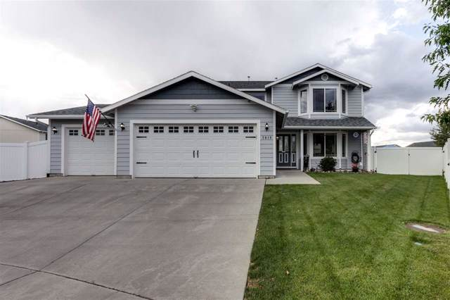 7018 S Jolynn Ct, Cheney, WA 99004 (#201923707) :: 4 Degrees - Masters