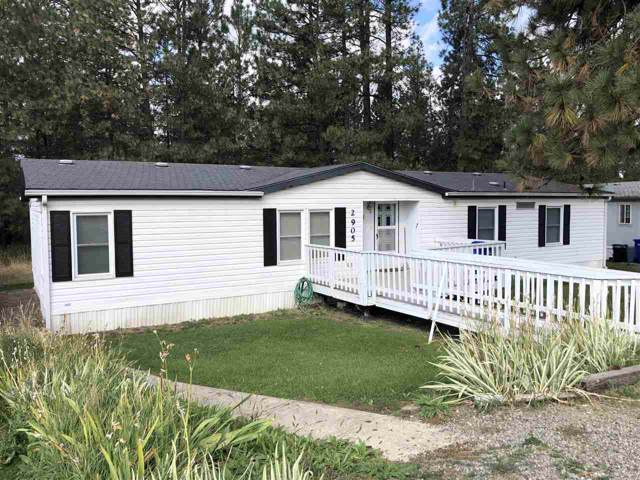 2905 E Fort Sumter Ln, Mead, WA 99021 (#201923745) :: Top Spokane Real Estate