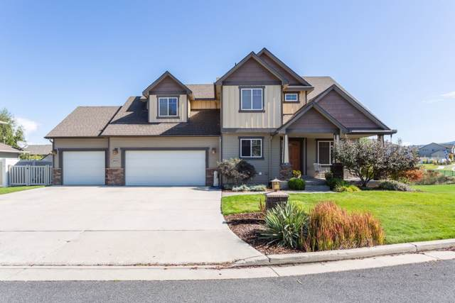 1423 S Drummond St, Greenacres, WA 99016 (#201923774) :: Top Spokane Real Estate