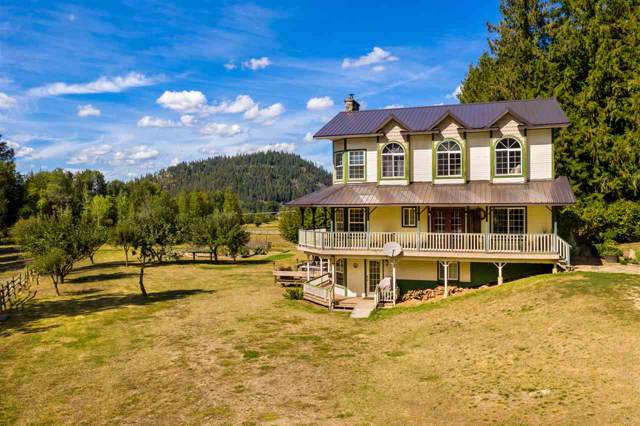 978 E Cataldo Gulch Rd, Other, ID 83810 (#201923789) :: THRIVE Properties