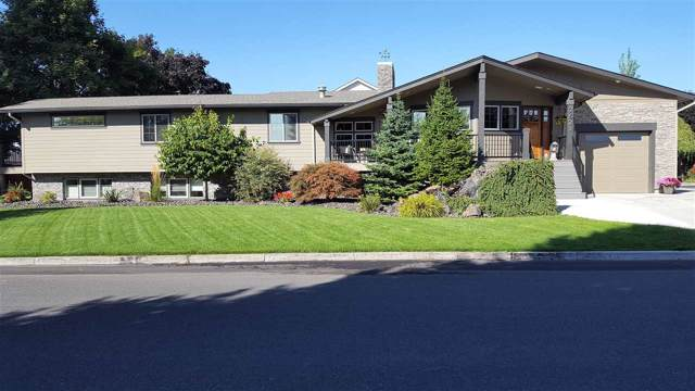 7621 N Panorama Dr, Spokane, WA 99204 (#201923817) :: THRIVE Properties