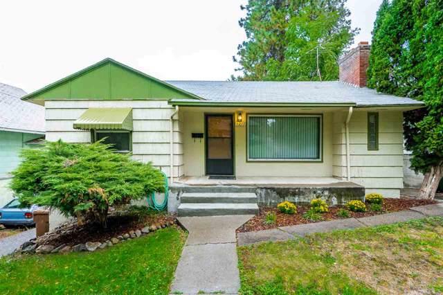 1211 E 14th Ave, Spokane, WA 99202 (#201923839) :: THRIVE Properties