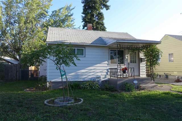 2414 E Marshall Ave, Spokane, WA 99207 (#201923908) :: THRIVE Properties