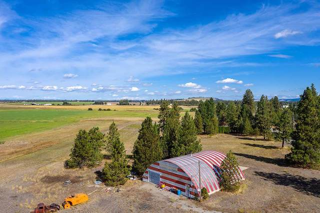 XXX S Parker Rd, Spangle, WA 99031 (#201923929) :: The Synergy Group
