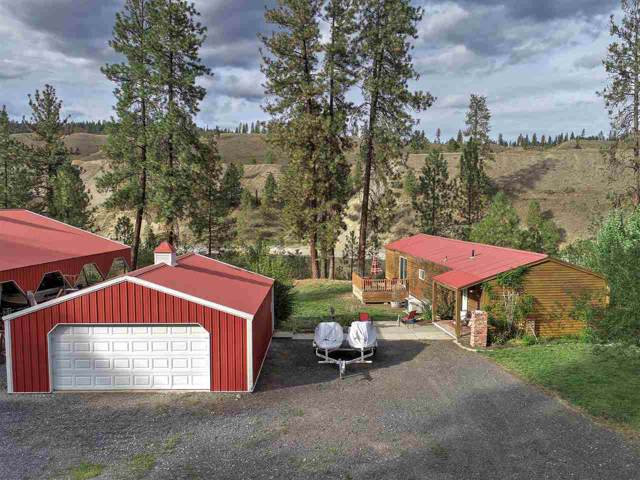 47921 E River View Ln, Ford, WA 99013 (#201924004) :: The Synergy Group