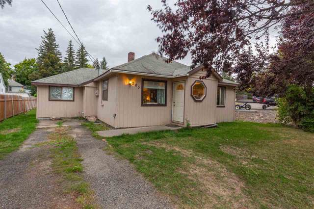 205 W Carlton Rd, Fairfield, WA 99012 (#201924264) :: Five Star Real Estate Group