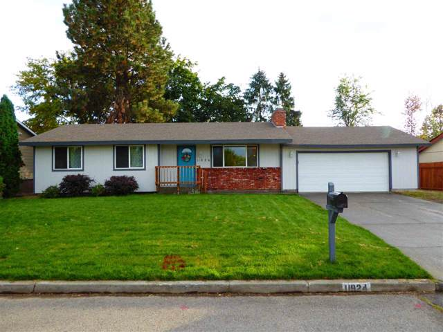 11924 E Lenora Dr, Spokane Valley, WA 99206 (#201924309) :: The Synergy Group