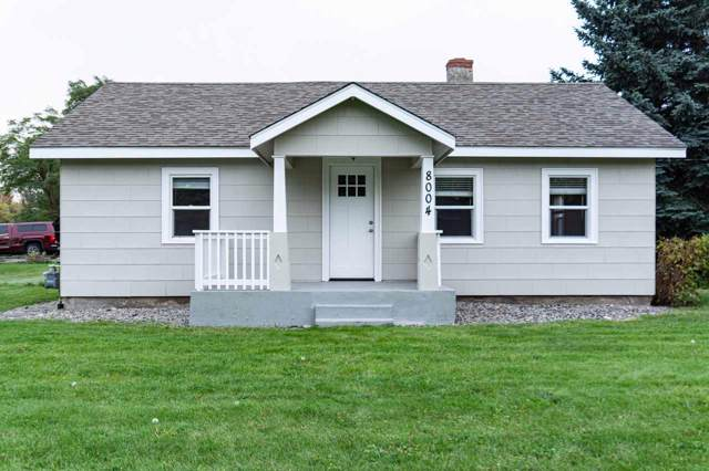 8004 E Glass Ave, Spokane Valley, WA 99212 (#201924669) :: Northwest Professional Real Estate