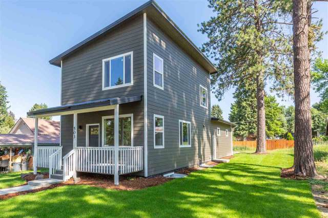 503 E B St, Deer Park, WA 99006 (#201924677) :: Top Agent Team