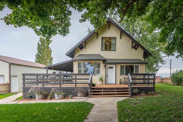 300 E Railroad Ave, Reardan, WA 99029 (#201924692) :: The Spokane Home Guy Group