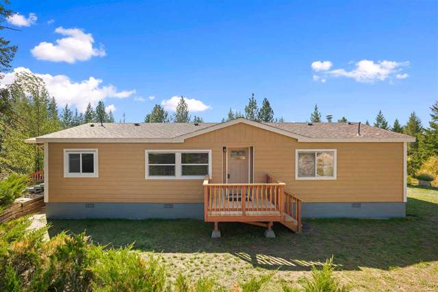 20517 N Mt Spokane Park Dr, Mead, WA 99021 (#201924714) :: The Hardie Group