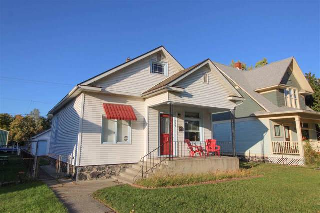 423 E Ermina Ave, Spokane, WA 99207 (#201924783) :: Top Spokane Real Estate