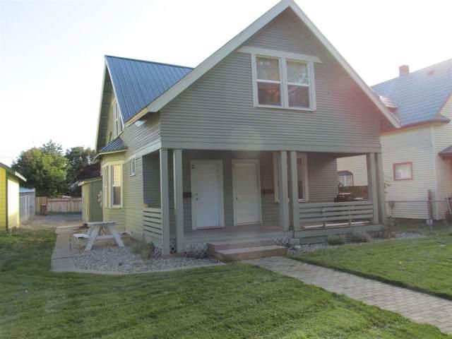 2207 W Dean Ave, Spokane, WA 99201 (#201924914) :: The Spokane Home Guy Group