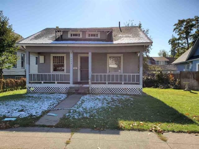 1223 W Chelan Ave, Spokane, WA 99205 (#201924984) :: RMG Real Estate Network