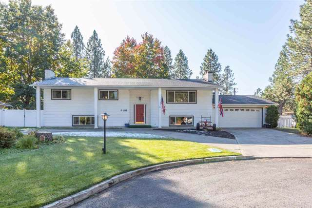 606 E Bedivere Dr, Spokane, WA 99218 (#201924990) :: The Synergy Group