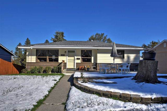 4109 E 13th Ave, Spokane, WA 99202 (#201924994) :: THRIVE Properties