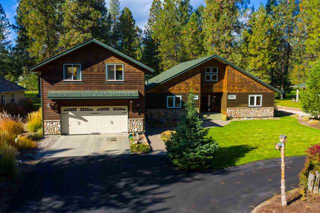 134 W Trappers Loop, Chewelah, WA 99109 (#201925012) :: Top Agent Team