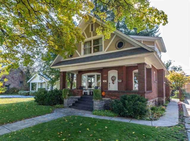 1427 W Mansfield Ave, Spokane, WA 99205 (#201925048) :: The Spokane Home Guy Group