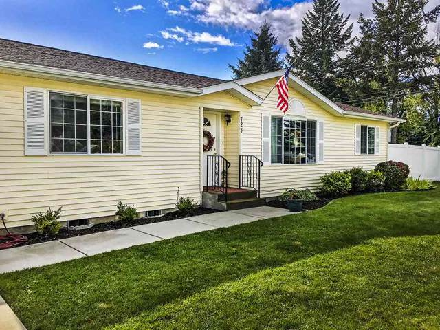 724 E Ladd St, Medical Lake, WA 99022 (#201925164) :: Northwest Professional Real Estate