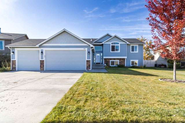 418 E Parker Dr, Colbert, WA 99005 (#201925166) :: The Hardie Group