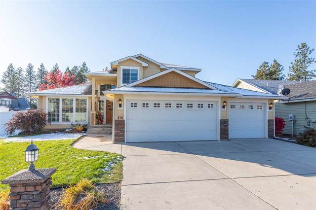 430 E Jim Darby Dr, Medical Lake, WA 99022 (#201925170) :: The Spokane Home Guy Group