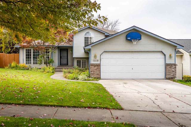 1115 N Madson St, Liberty Lake, WA 99019 (#201925195) :: The Hardie Group