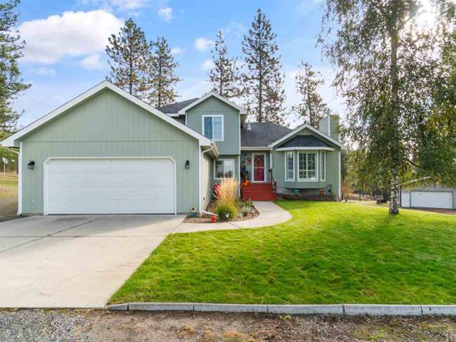 6059 N Sunview Way, Nine Mile Falls, WA 99026 (#201925210) :: Top Agent Team