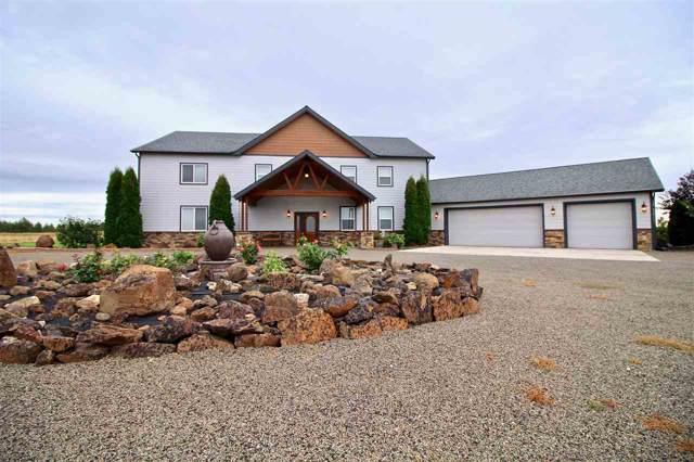 6315 S Brooks Rd, Medical Lake, WA 99022 (#201925398) :: Northwest Professional Real Estate