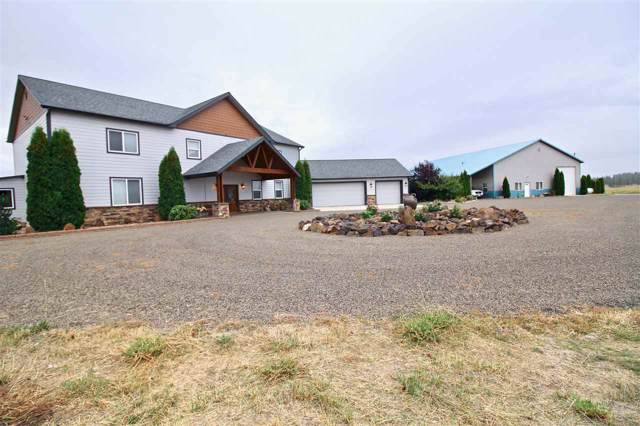 6315 S Brooks Rd, Medical Lake, WA 99022 (#201925400) :: Chapman Real Estate