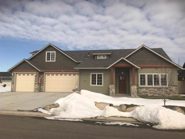 tract 33 E Fausett Rd, Deer Park, WA 99006 (#201925428) :: 4 Degrees - Masters