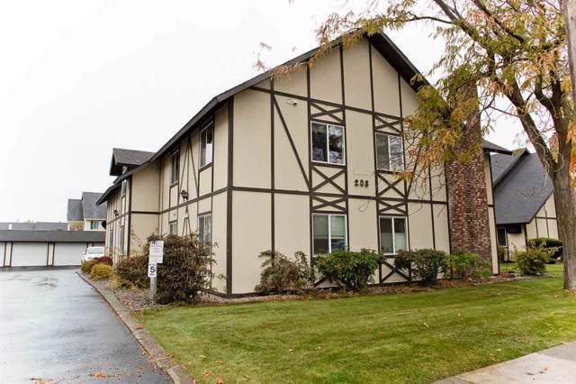 208 E Weile Ave Unit # 3, Spokane, WA 99208 (#201925432) :: Top Agent Team