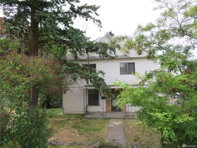307 E 2nd Ave, Ritzville, WA 99169 (#201925599) :: The Synergy Group