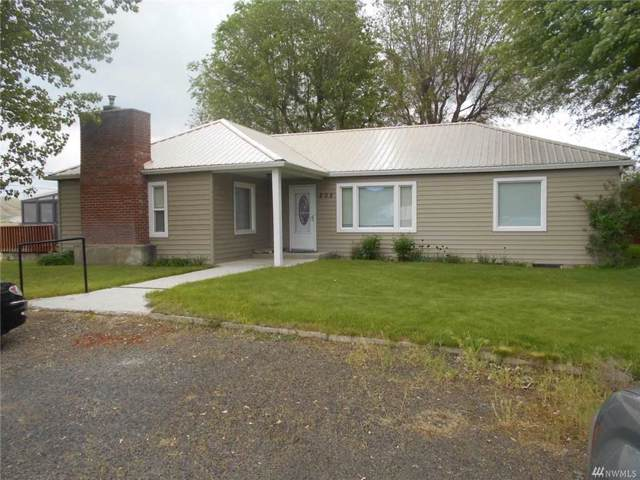 205 N Cherry Ln, Ritzville, WA 99371 (#201925601) :: The Synergy Group