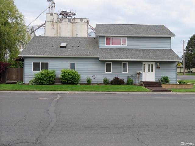 302 E Broadway Ave, Ritzville, WA 99169 (#201925604) :: The Synergy Group