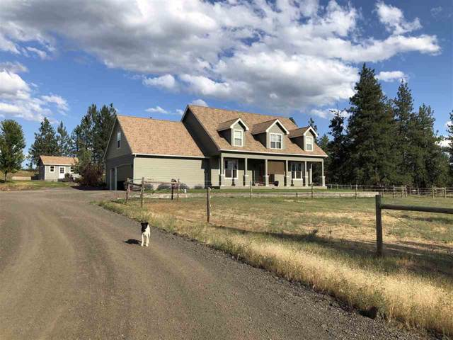 12117 S Goss Rd, Cheney, WA 99004 (#201925694) :: The Synergy Group